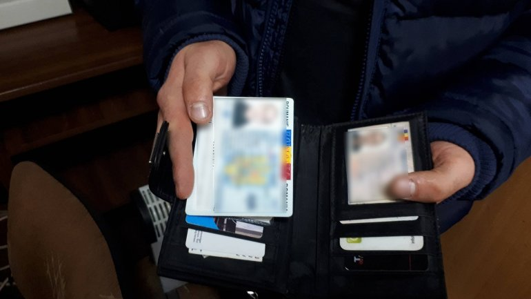 Four Moldovans caught at Albiţa customs in possession of false Romanian IDs