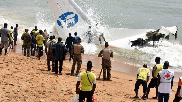 Four dead Moldovans after plane crash in Côte d'Ivoire were brought home