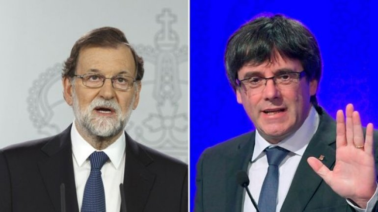 Madrid government repels Catalan leader's independence statement