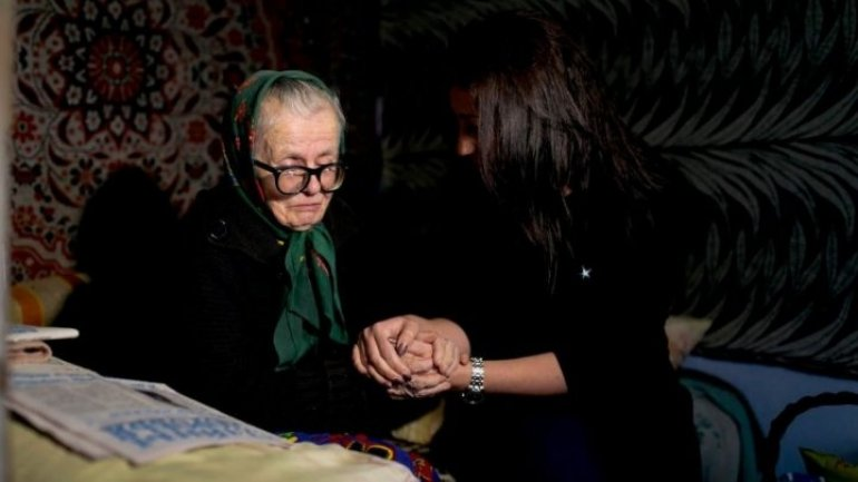 Seniors Respect Campaign. Edelweiss Foundation continues to help the lonely elderly