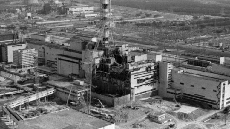 Monument to liquidators of Chernobyl disaster to be built in Ocniţa