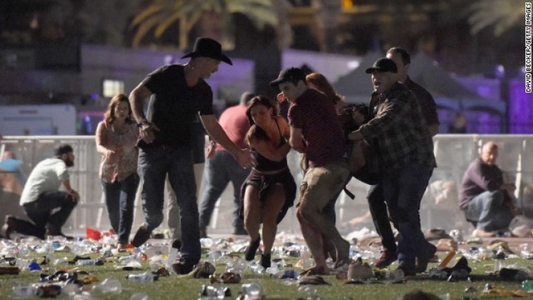 At least 58 dead and more than 515 injured in deadliest mass shooting in US history (Updated)