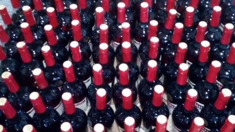 179 bottles of forged wine seized at borders