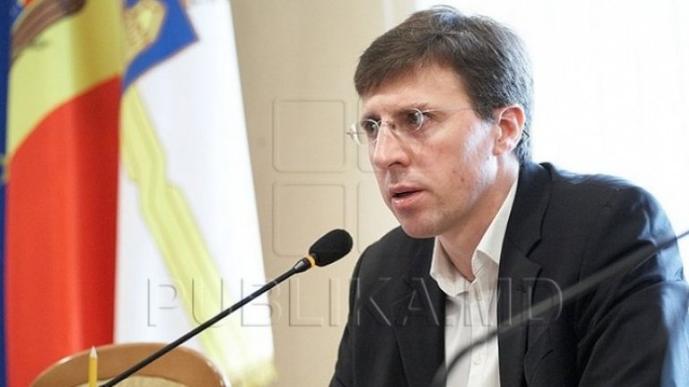 Suspended Mayor Dorin Chirtoacă announced resignation
