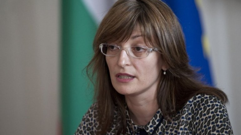 Bulgaria's Minister of Foreign Affairs on official visit to Moldova