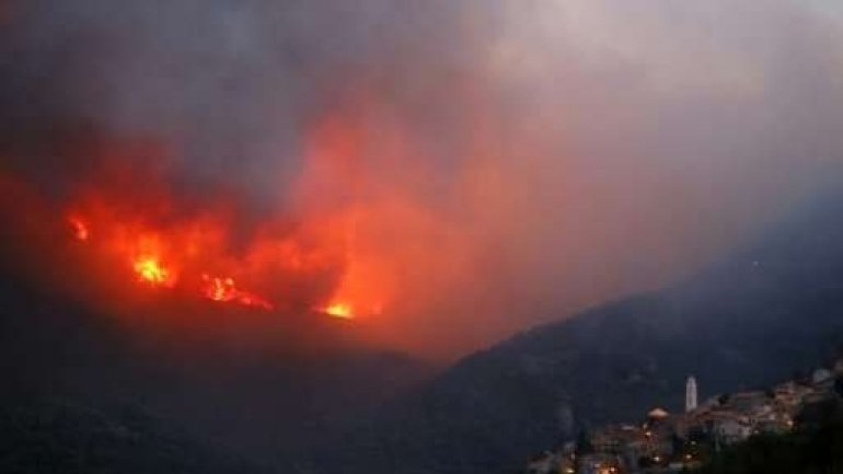 France's Corsica wildfire devastates 2,000 hectares of forest