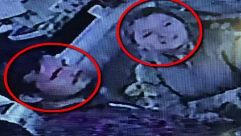 Police requests help! Two people wanted for theft