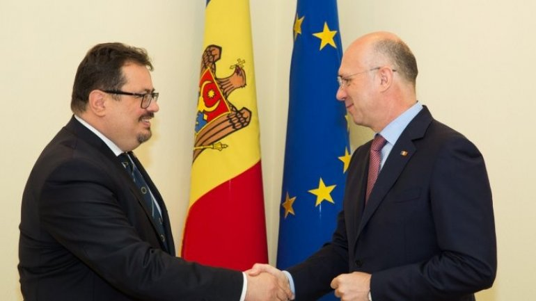 Government and EU Delegation confirm to gain momentum in Moldova - EU alliance
