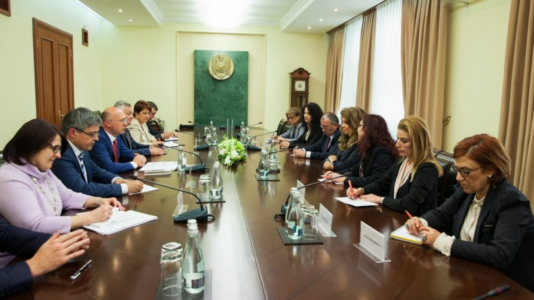 Bulgarian Vice President praised Moldova for all its achievements during meeting with Pavel Filip