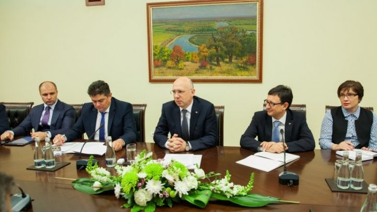 IMF experts discussed with Premier Filip about reforms in Republic of Moldova
