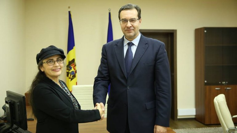 Sweden pledges support for Moldova's pathway ahead EU membership
