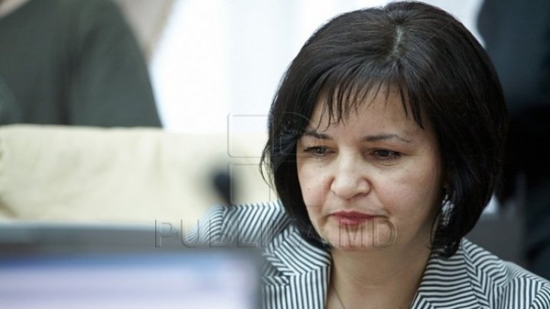 Monica Babuc might be the vice-president of the Parliament