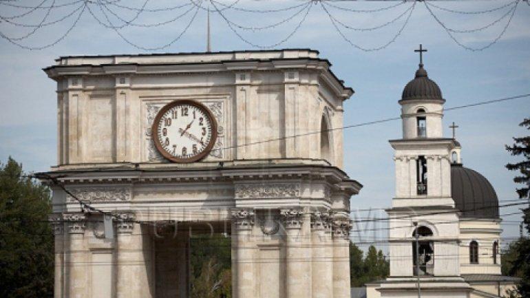 Longest day in Moldova, clock went back last night
