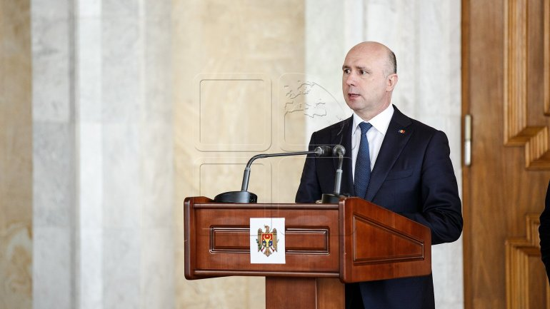 Pavel Filip: Despite not completing all terms, Moldova will receive financial assistance