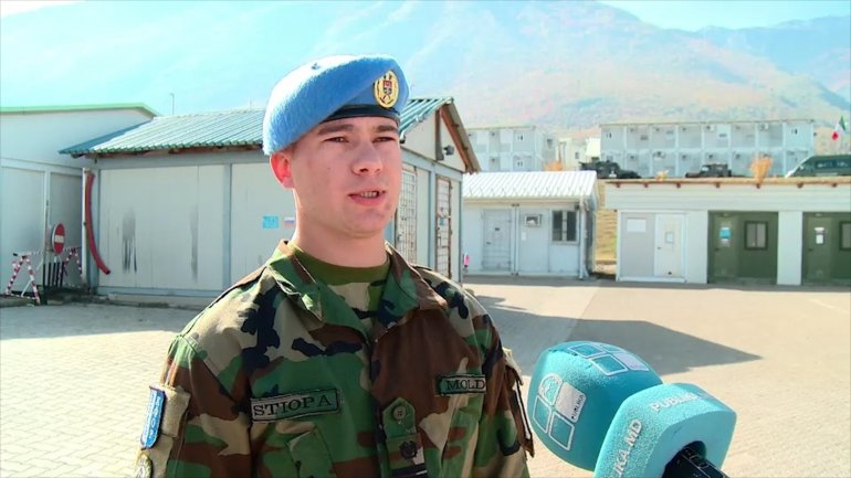Story of Sergeant Oleg Stiopa who had to chose between family and serving his country