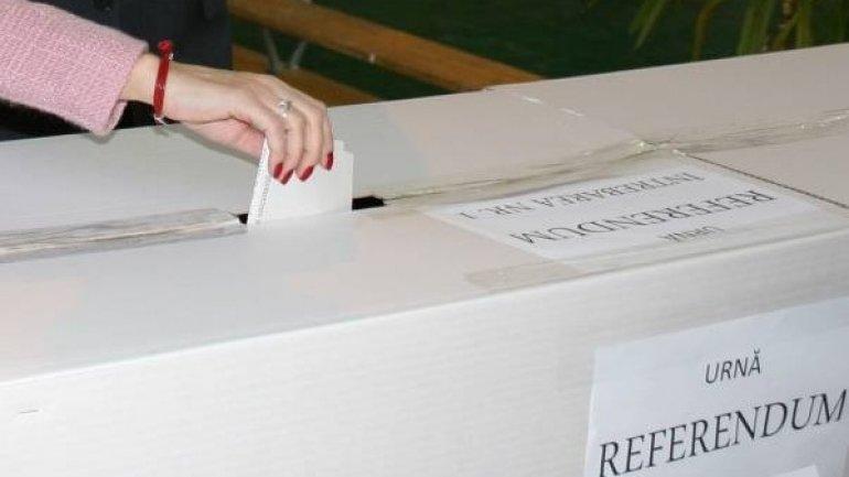 Central Electoral Commission preparing for Dorin Chirtoacă's dismissal referendum