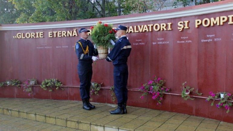 Competitions in memory of rescuers and firefighters dying on duty: It's irretrievable loss (VIDEO)