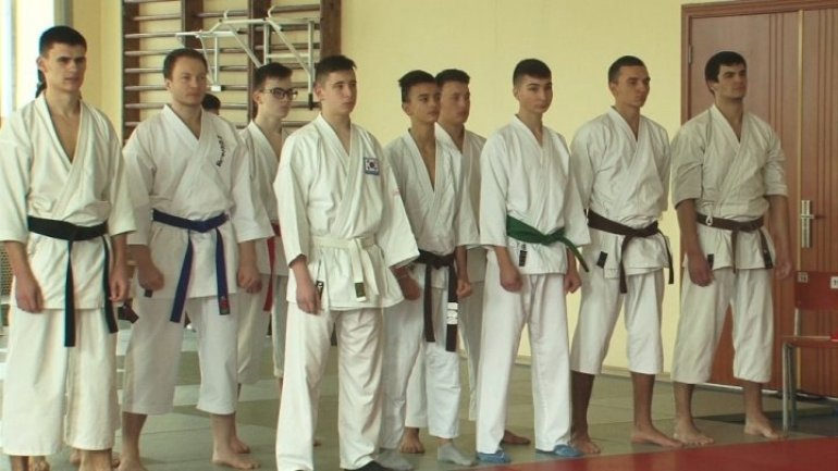 Moldovan karate-do fighters won 10 medals