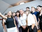 Young Democrats from Ciocana sector gained a new leader