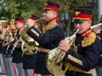Anniversary of brass band. Moldovan Presidential Orchestra celebrated 25 years since foundation