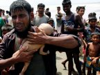 Bangladesh signed deal to return Myanmar's Rohingya Muslims