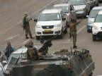 Zimbabwe on lockdown as military takes over