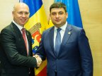Moldova and Ukraine agreed to sign Agreement for car and air transport liberalization