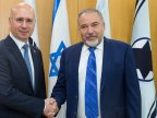 Pavel Filip met with Israel's Defense Minister and suggested a Technico-Military collaboration agreement