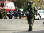 Bomb alert in Drochia results in one arrested person