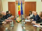 Filip met OSCE officials: Technical and political solutions identified on multilateral Transnistrian settlement