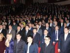 Superior Council of Prosecutors greeted five new members