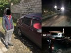 Teenager risks imprisonment after taking two cars for a walk around Chisinau