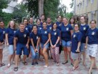 Optometry students from UK visited Moldova on volunteering mission