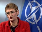 Moldovan Defense Minister's visit to NATO as important signal in partnership - spokeswoman Oana Lungescu