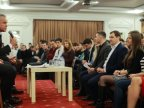 Plahotniuc's encouraging messages to 300 new members of Youth Organization