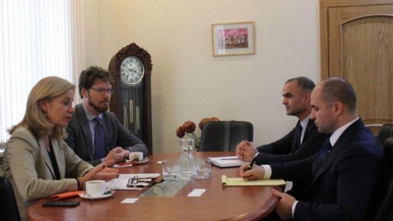 Dutch Ambassador expressed interest in Moldova's justice reforms