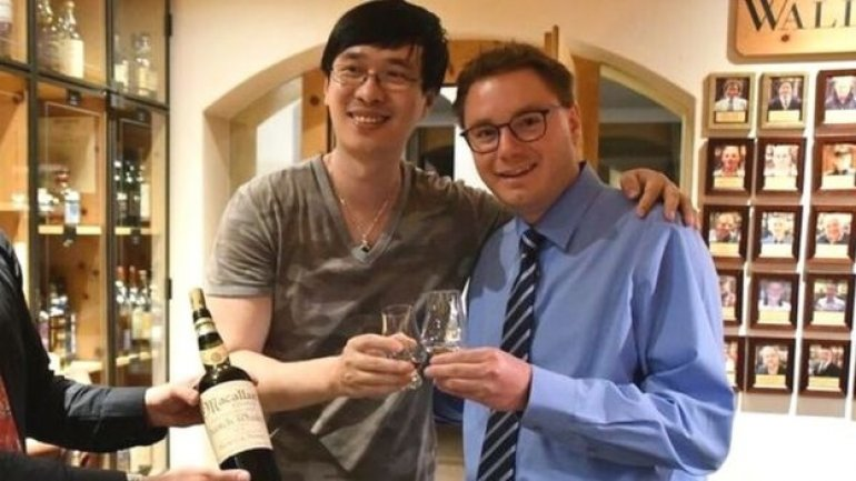 Chinese writer paid $10,050 for a shot of vintage Scotch that proved to be fake