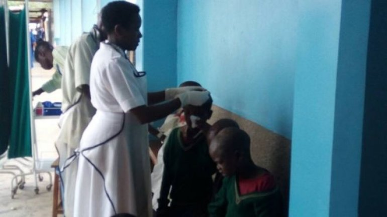 6 schoolkids killed, 25 injured while playing with likely-grenade in Africa' Tanzania