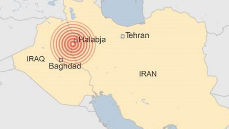 Over 200 dead after 7.3 magnitude earthquake struck border between Iran and Iraq