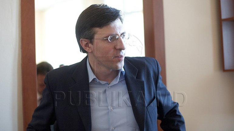 Dorin Chirtoacă released from house arrest