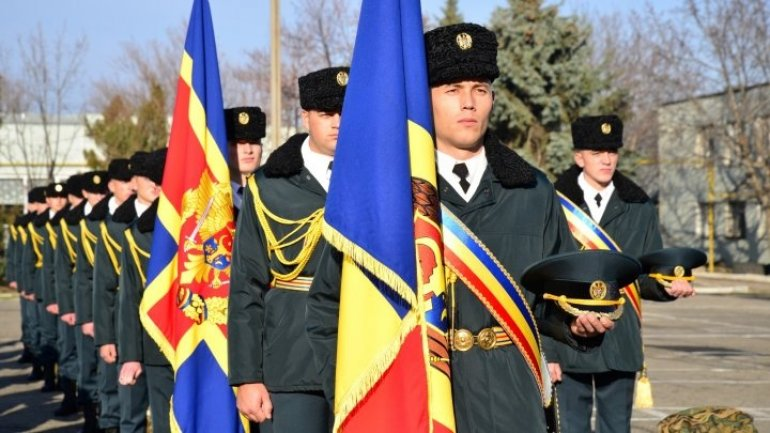 Moldova's National army to participate parade on Romania's National Day