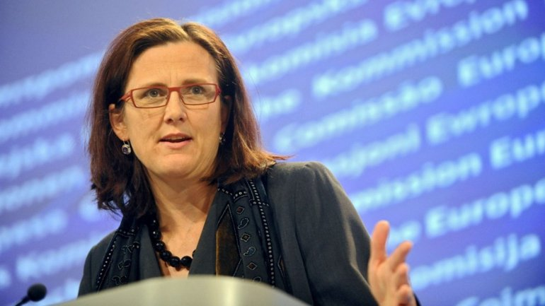 Cecilia Malmstrog: Terms are being respected and soon Moldova will receive first tranche from 100 million euro