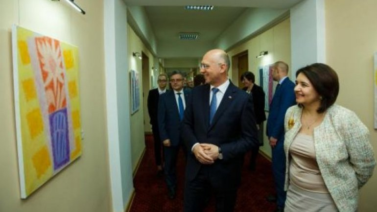 Transparency exhibition held in Government's halls pleased the eyes of foreign guests