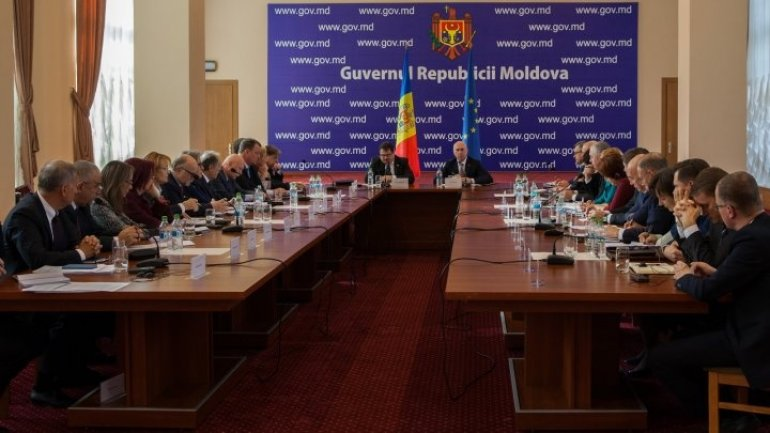 Prime Minister Pavel Filip had a meeting with European Councils to discuss reform agenda