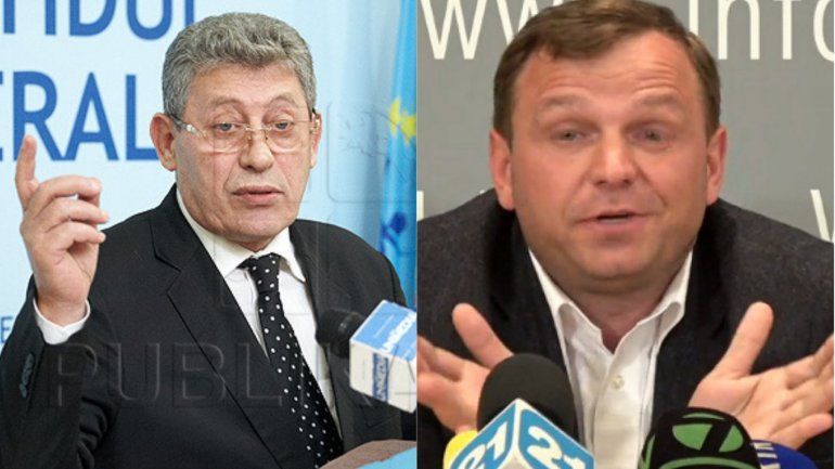 Mihai Ghimpu: Andrei Năstase will become Mayor, only after I am named Chechnya's President