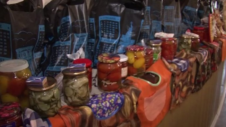 PDM Nation's Treasure launched new project in Balti to help elderly in coming winter