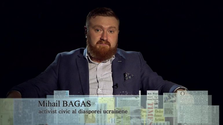 Mihail Bagas, civil activist of Ukrainian diaspora in Moldova: I have only one homeland and that is Moldova