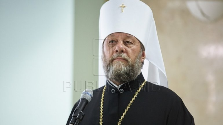 Moldova's Metropolitan bishop: It is a beautiful day to spend with family and visit those in need