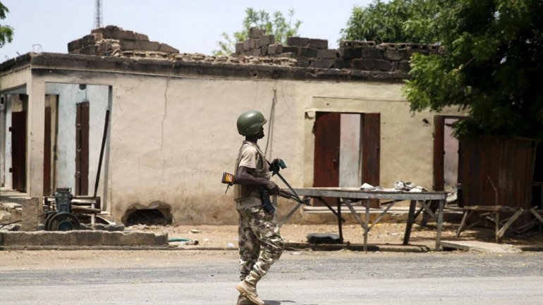 50 dead and dozens injured after suicide attack in Nigeria