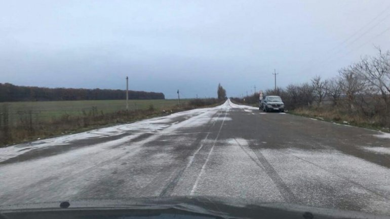 First snow of this year falls in Moldova's North (Photo/Video)